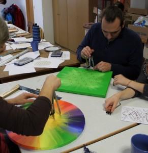 Energiebilder selber malen - Seminare