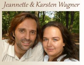 Energiebilder selber malen - Jeannette Wagner und Karsten Wagner